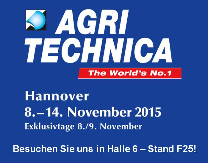 Agritechnica 2015 - Buschhoff